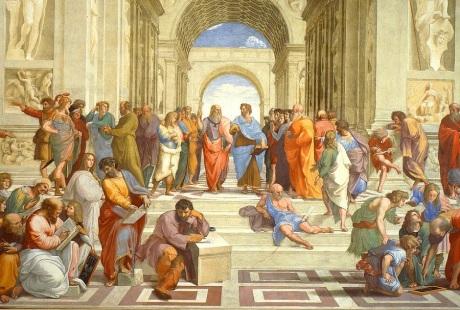 La_escuela_de_Atenas